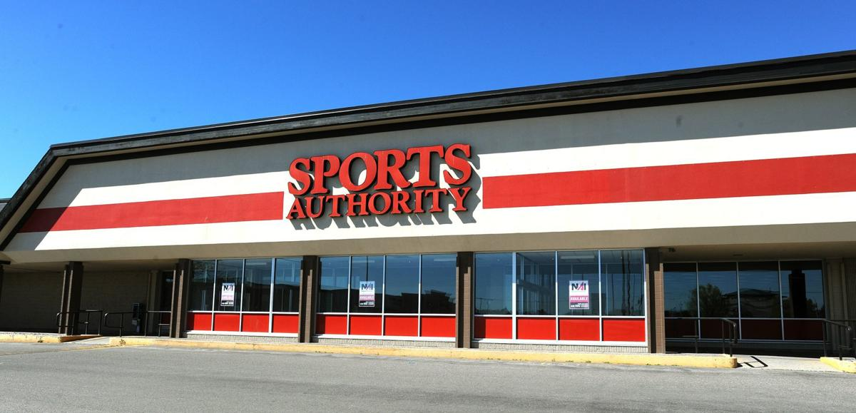 Sports Authority building