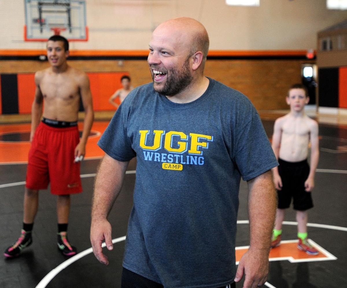 Schaeffer says wrestling in Billings, Eastern Montana is