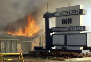 Hitching Post arson case sits unresolved in federal court