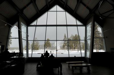 Old Faithful Visitor's Center