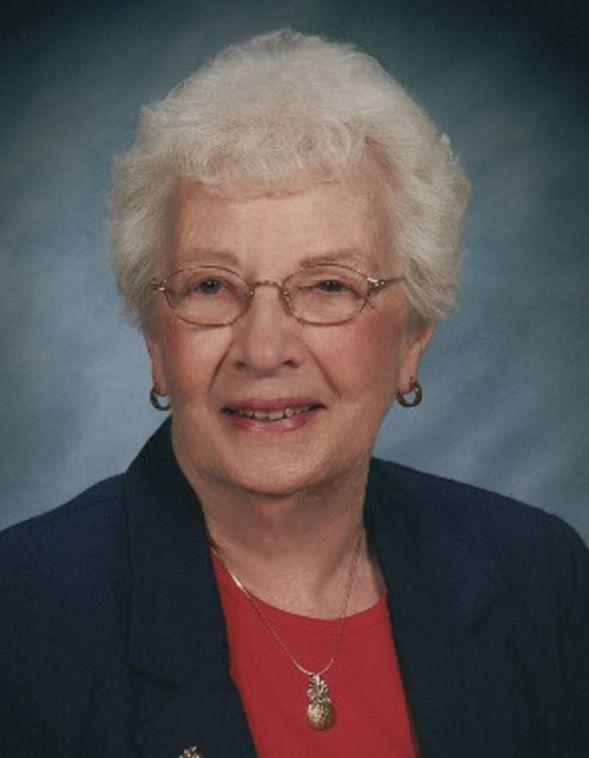 Marjorie J. Metcalfe