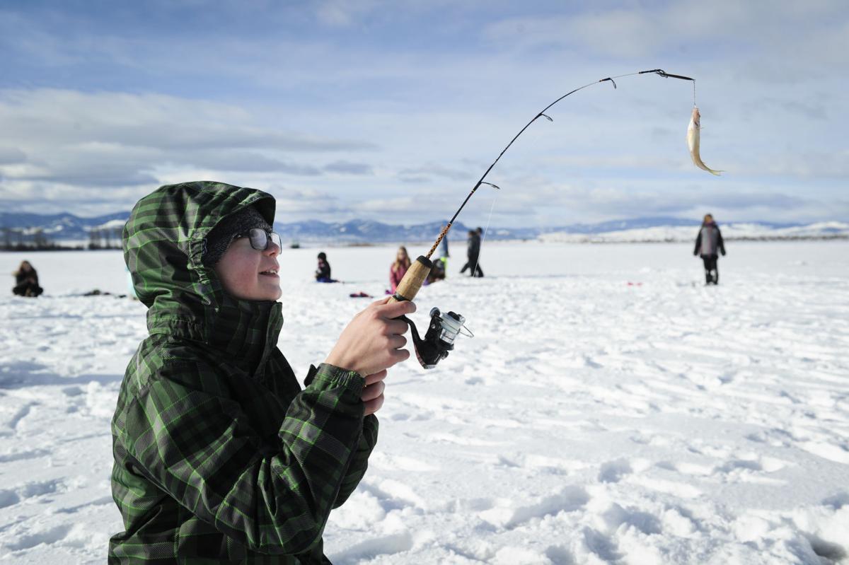 Helena fishing
