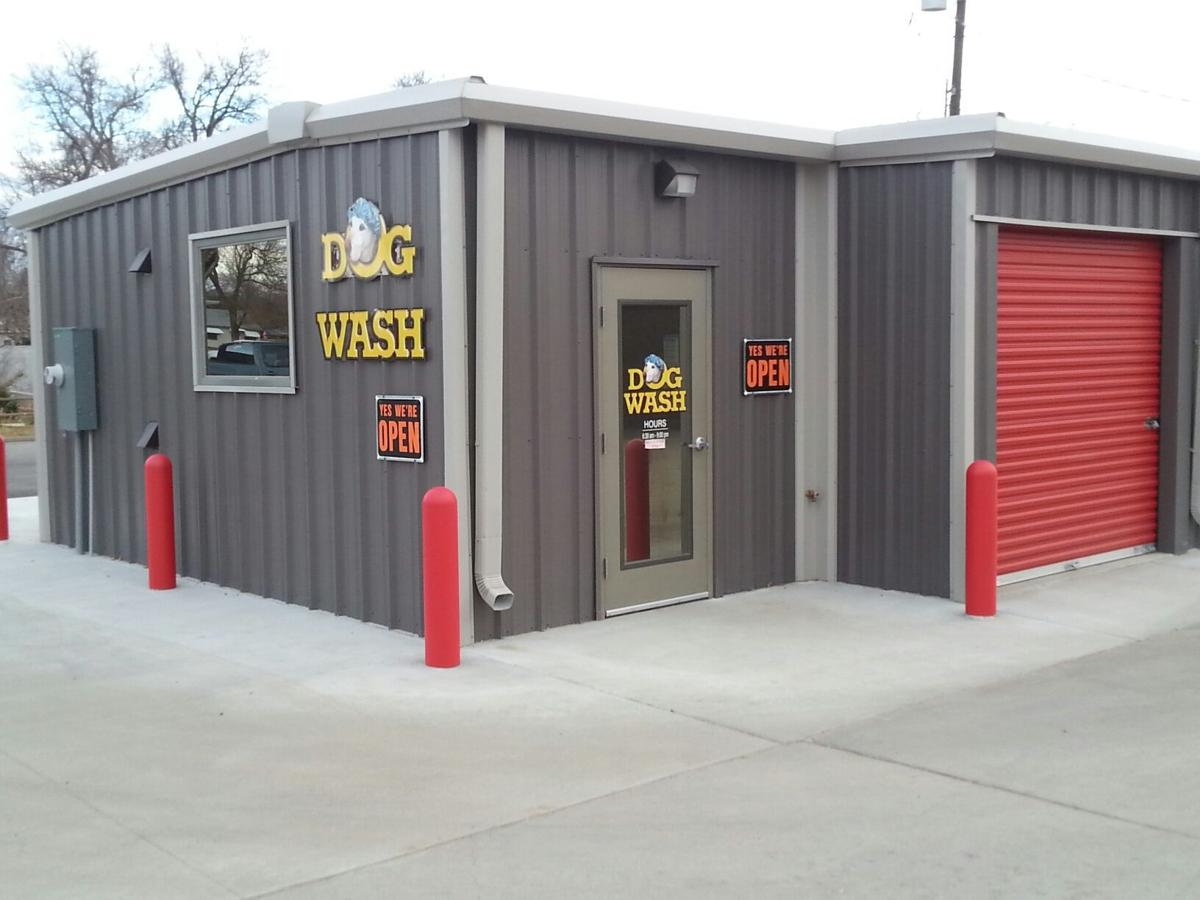 Have you heard laurel car wash owner add dog bath station have dog wash solutioingenieria Image collections