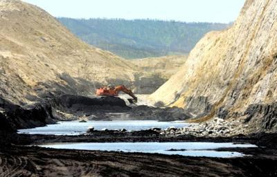 The Rosebud Mine