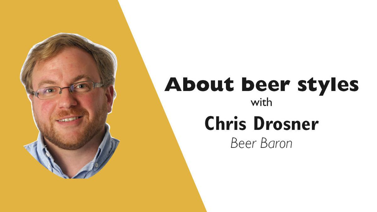 About beer styles