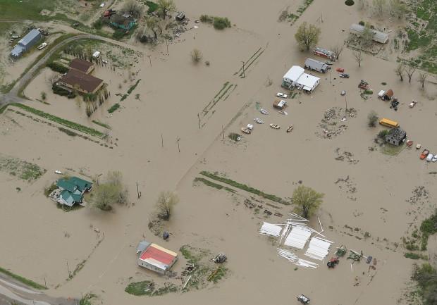 St. Xavier flooding