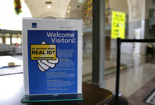 States scramble to comply with federal ID law