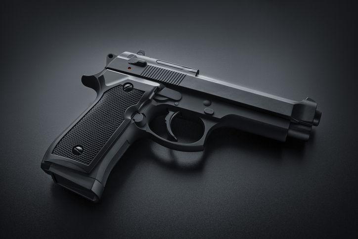Gun shooting handgun pistol firearm guns