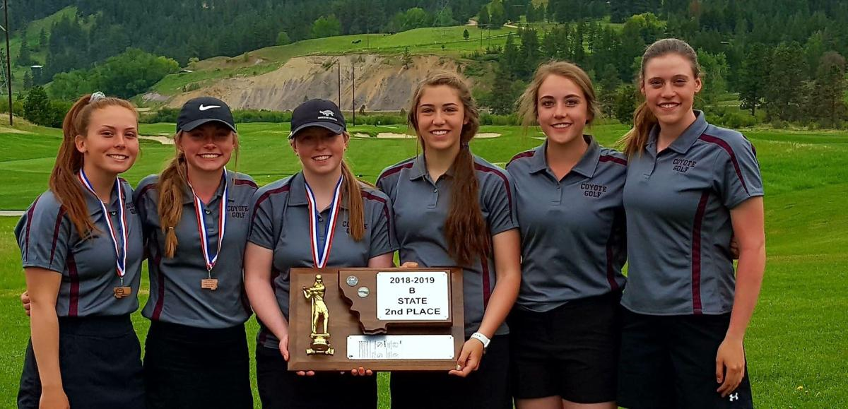 Shelby girls golf 2019 state tournament