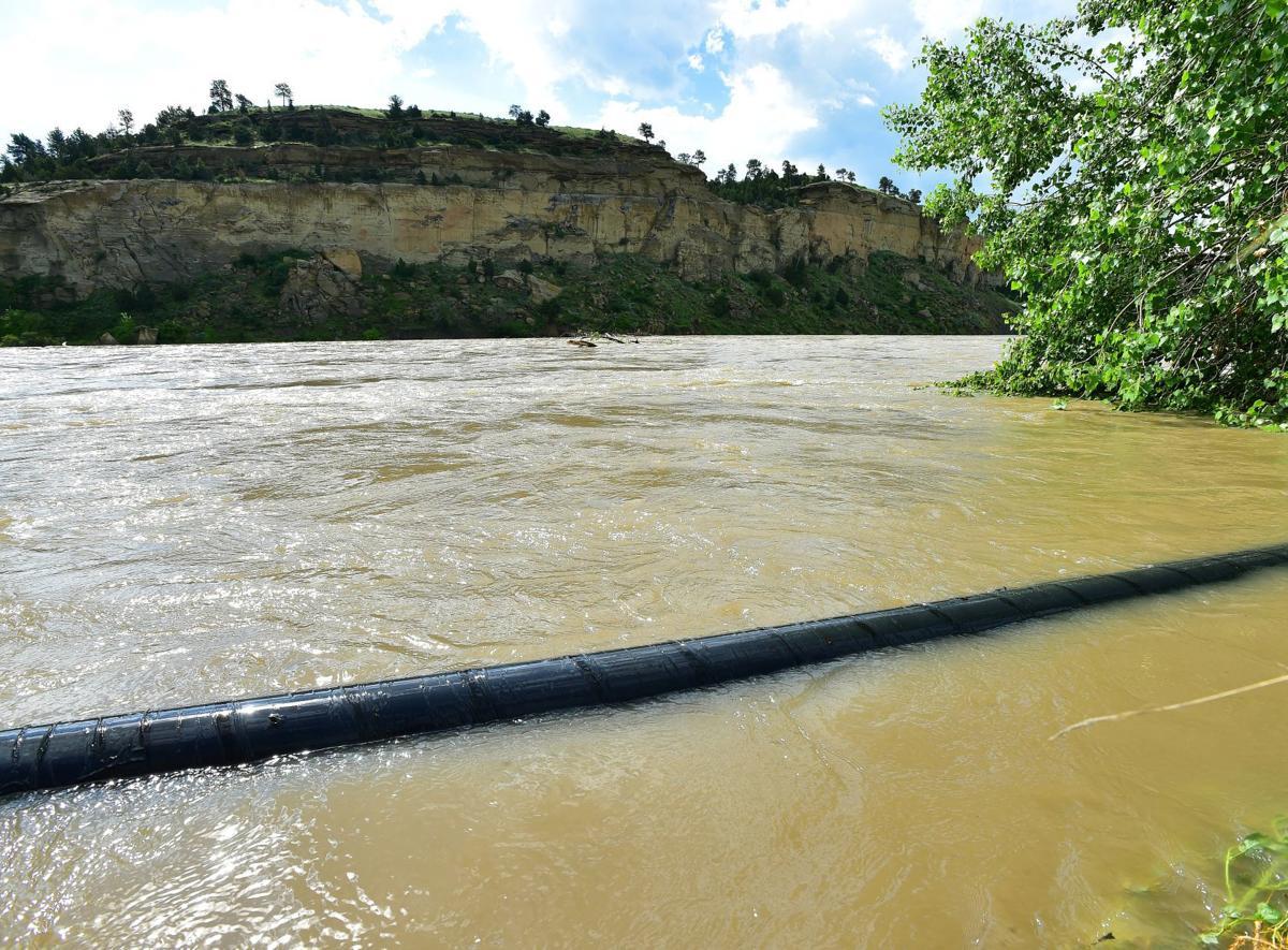 Flood pipeline