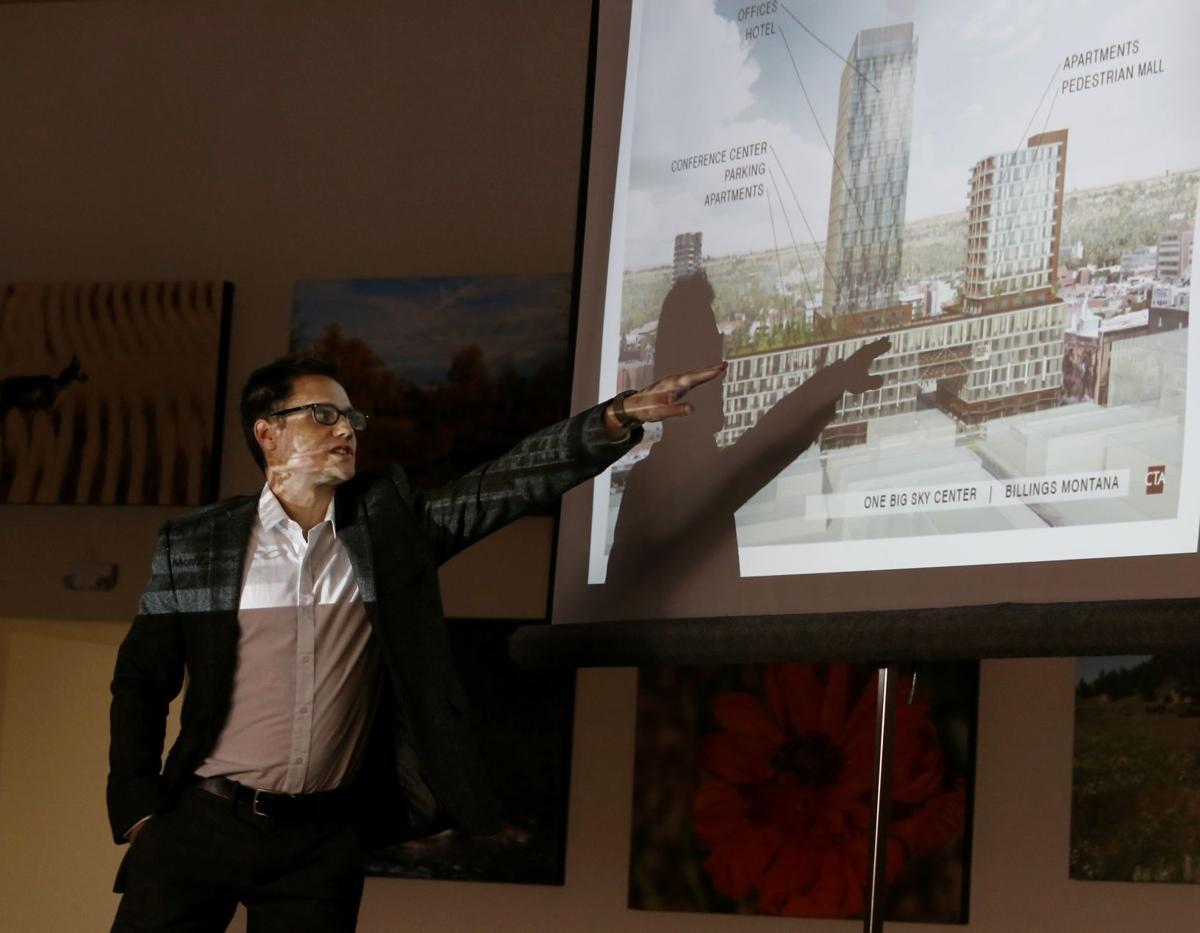 Joel Anderson of CTA Architects