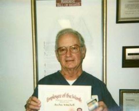 'Archie Mitchell' Shoemaker