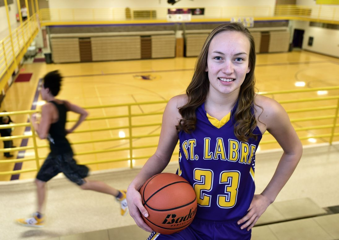 Shes The One St Labre Basketball Star Shiloh Mccormick Has All