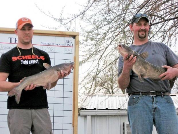 Catfish tourney winners