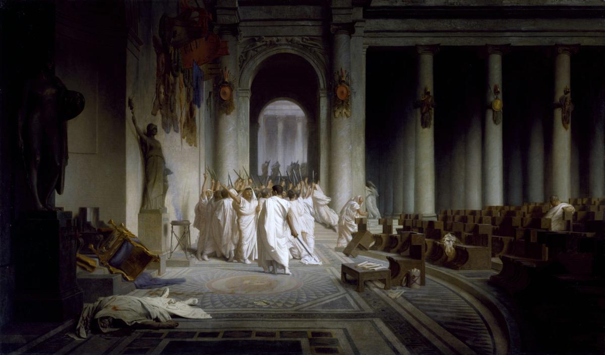 'The Death of Caesar'