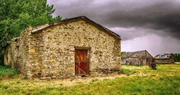 Historic ranch for sale: PN Ranch in Central Montana dates