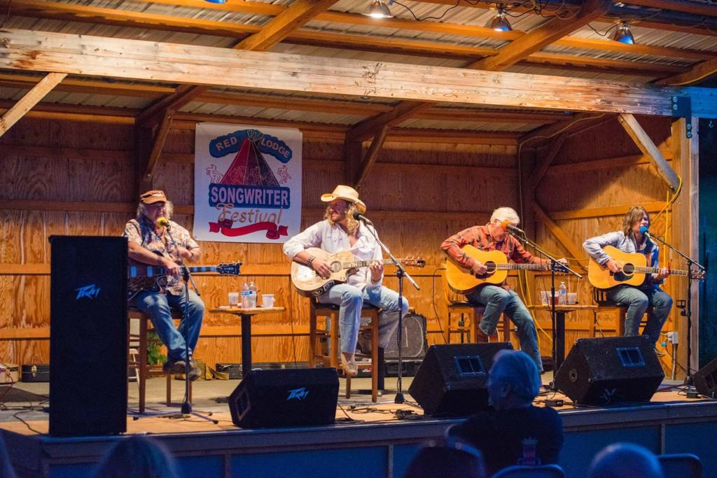 Hit Nashville Songwriters perform and network at 2021 Festival in Montana