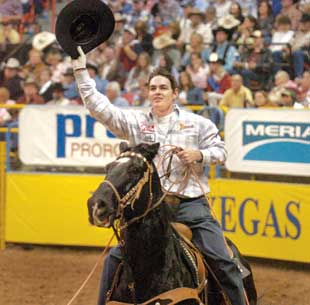 Billings Clay Tryan Becomes 1st Montanan To Win A Prca