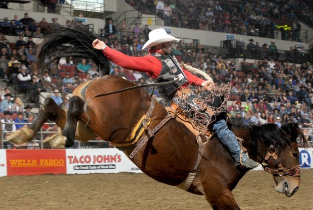 Scheer Stays Sharp With Saddle Bronc Win Rodeo News