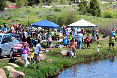 Free fishing in Wyoming on June 1