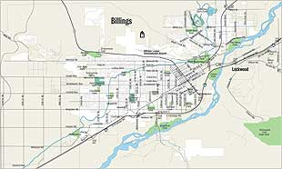 Mapping Billings Lifestyles billingsgazettecom