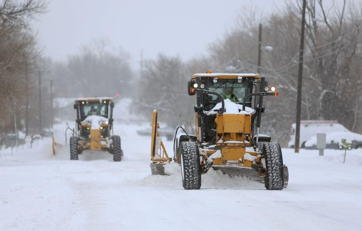 CMG Construction plows