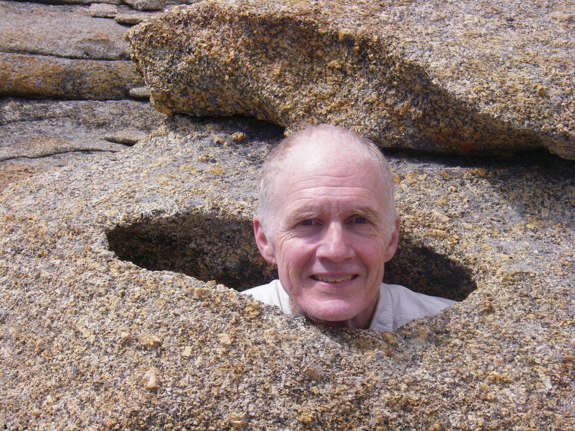 Geology talk