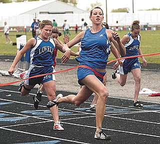 Ryegate's Kelsey Kirkpatrick may be the one to beat at State C