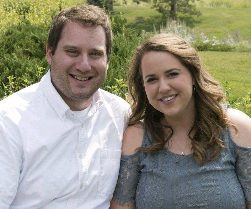 Jacob Yerger and Tanna Keating