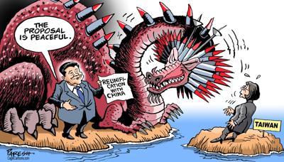 China negoatiates