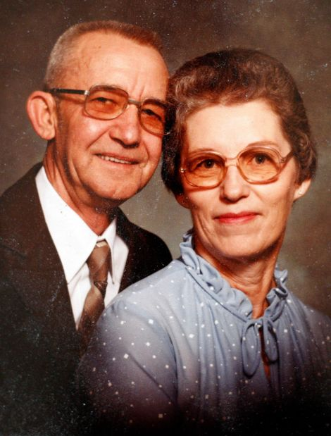Evelyn and Billy Pierce