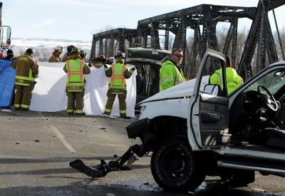 Laurel crash