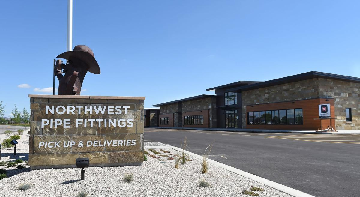 Northwest Pipe Fittings moves to new 105,000-square-foot