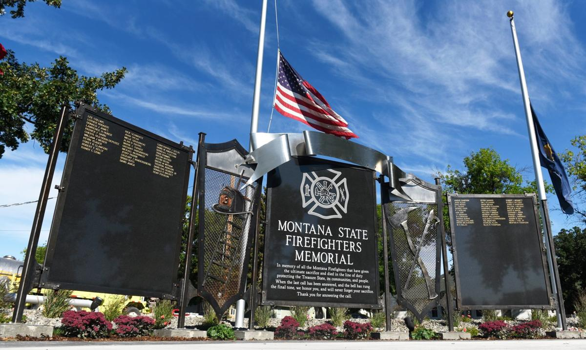 Montana State Firefighters Memorial