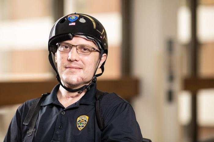 Palmer returns: Utah doctors give updates on condition, officials thank Utah law enforcement