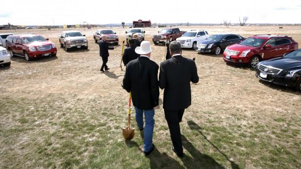 Rimrock Auto Group Announces New GMC Cadillac Dealership - Gmc cadillac dealer