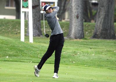 State AA Golf - Carrie Carpenter