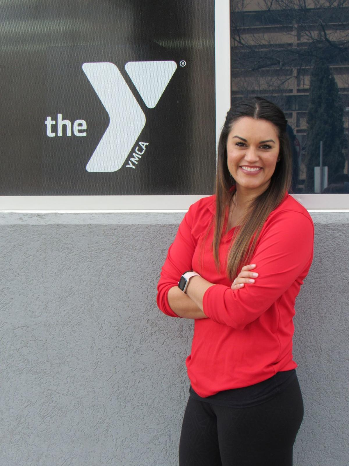 Kassia Lyman, health and wellness director of the Billings Family YMCA