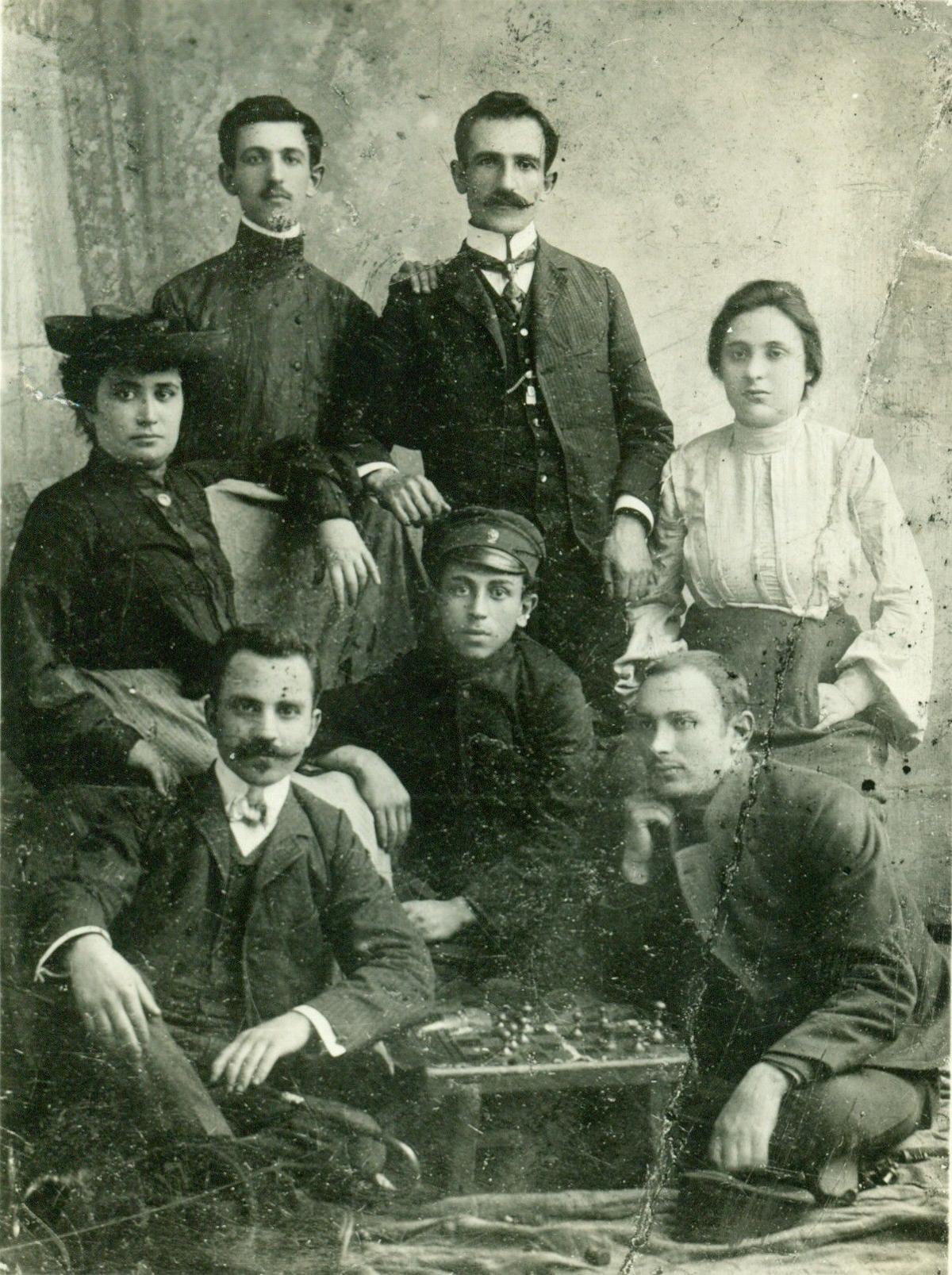 Rebecca Bender's ancestors