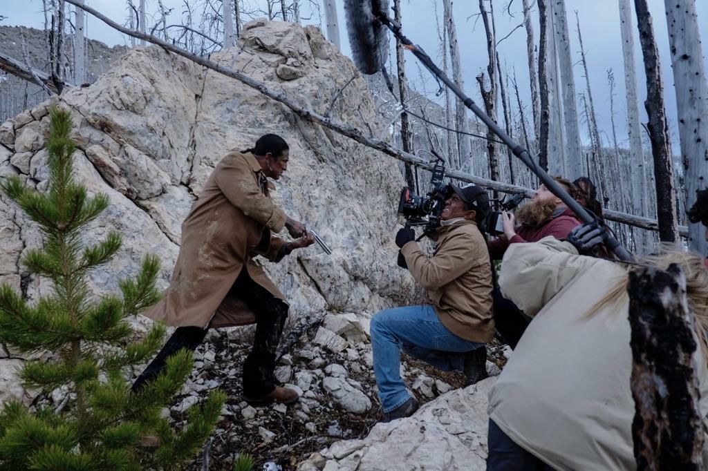 'Kills Last' film shoot