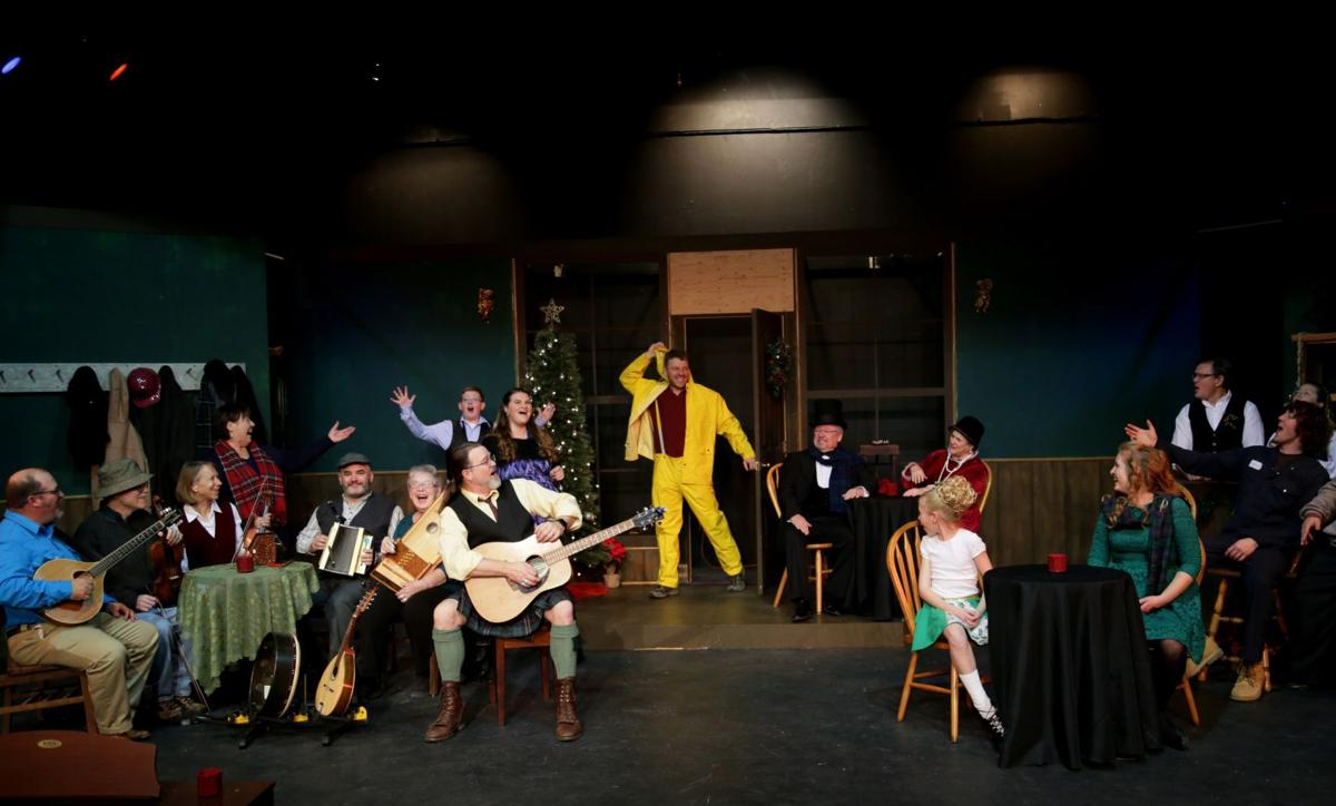 Reel In The Holidays With A Celtic Christmas At Nova Arts Theatre Billingsgazette Com
