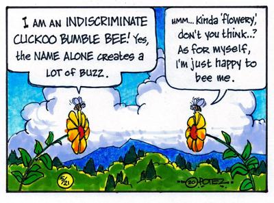 Bee humor
