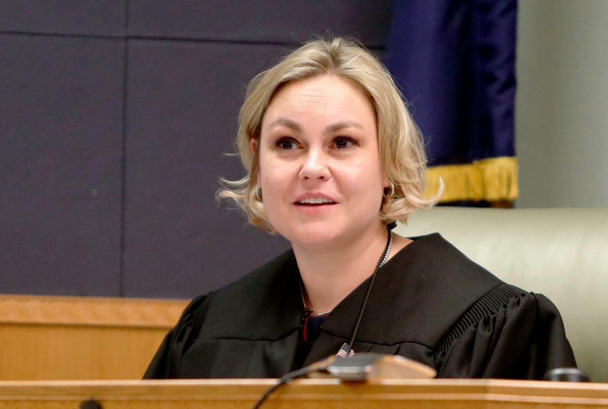 District Court Judge Ashley Harada