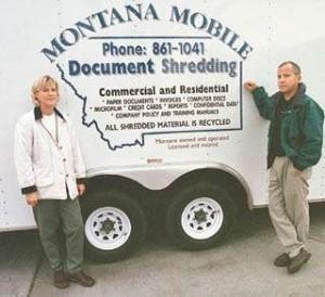 entrepreneur montana mobile document shredding protects With montana mobile document shredding