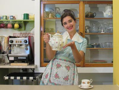 Perkatory Tea House and Curiosities