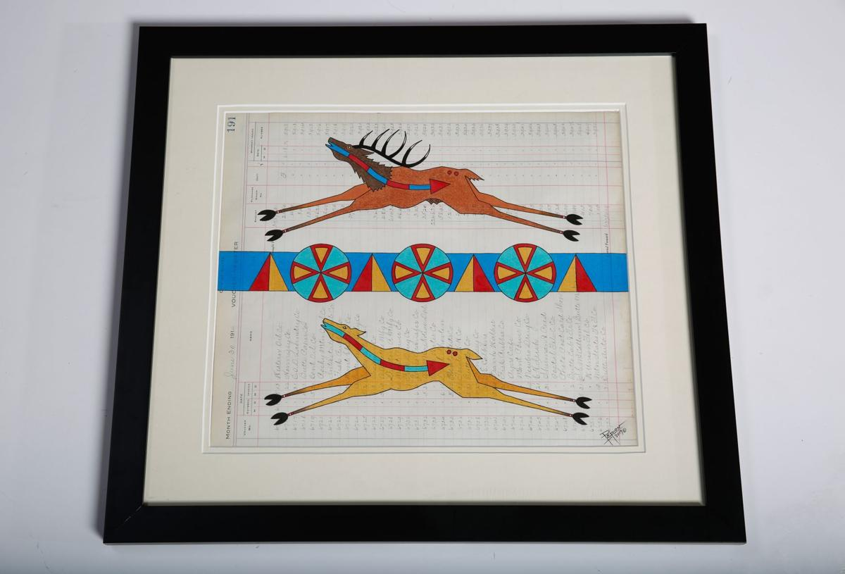 """Blessing of the Elk"" by John Pepion"