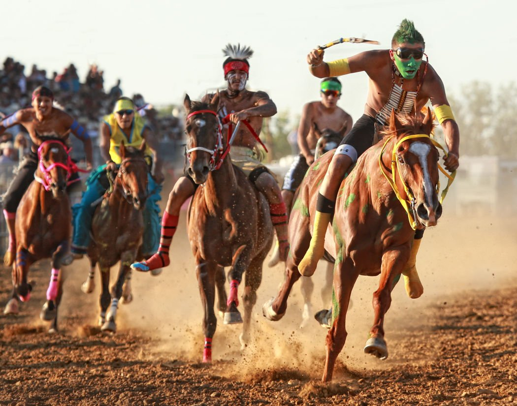 Indian Horse Relay Championships Move To Billings For 2015