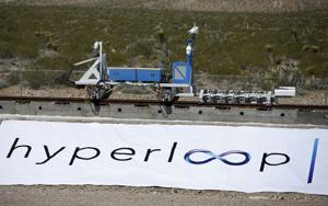 Company considers building hyperloop test track to connect Cheyenne with Vail and Denver