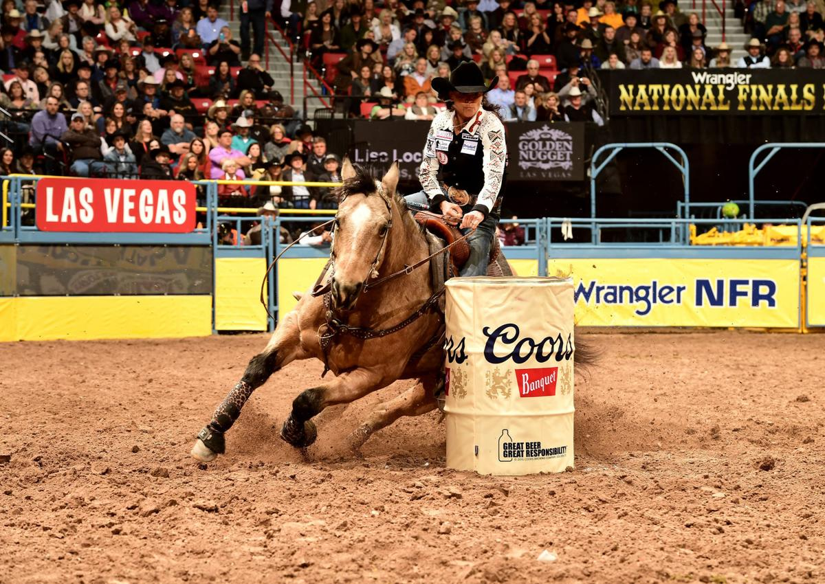 World Champions Crowned At National Finals Rodeo Rodeo