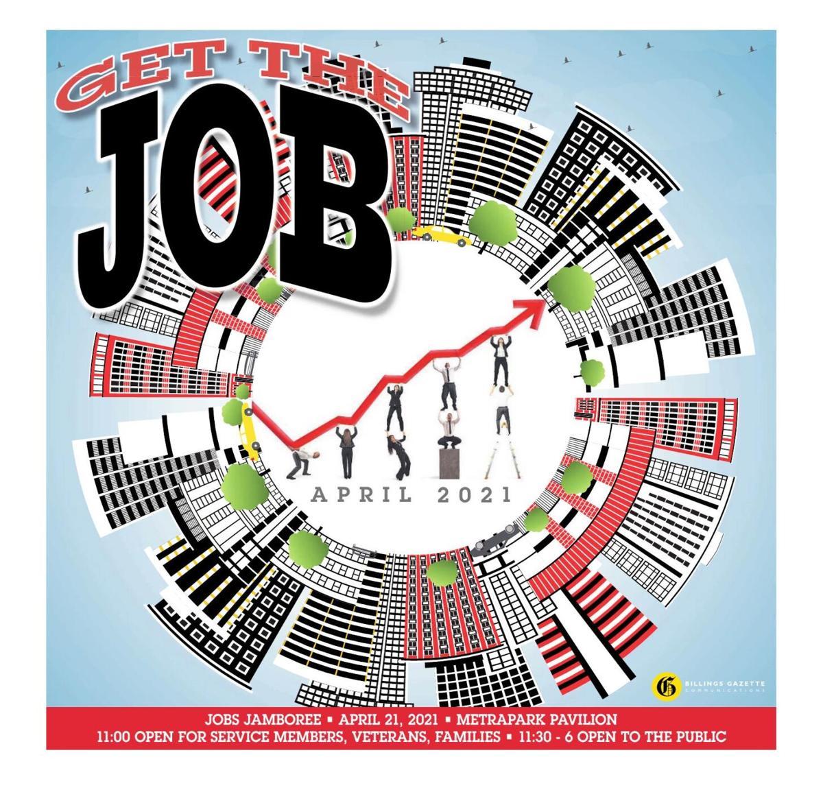 Get The Job - April 2021
